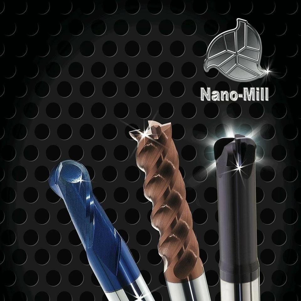 Nano Mill